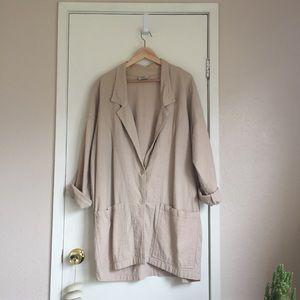 Blush Vintage Chore Jacket